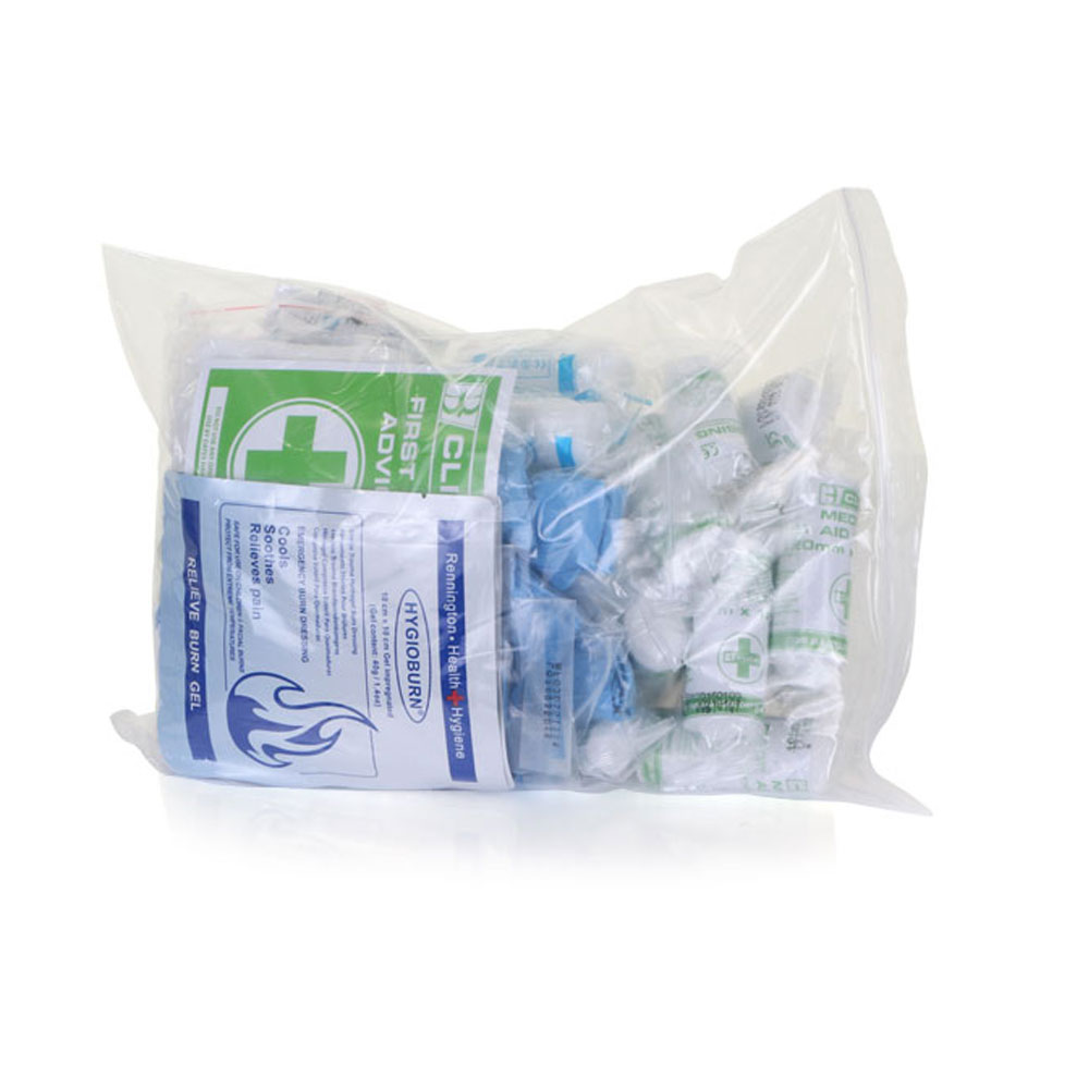 First Aid Kit Replenishment