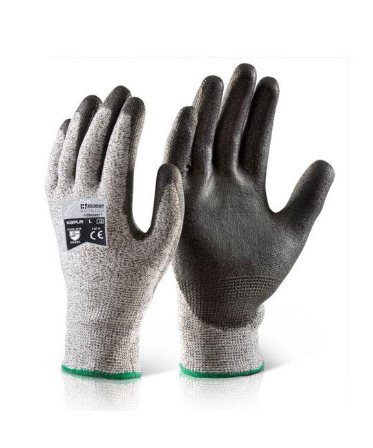 PU Coated Cut Resistant Glove
