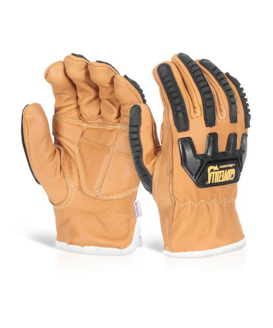 Glovezilla Impact Arc Flash Thermal Drivers Glove