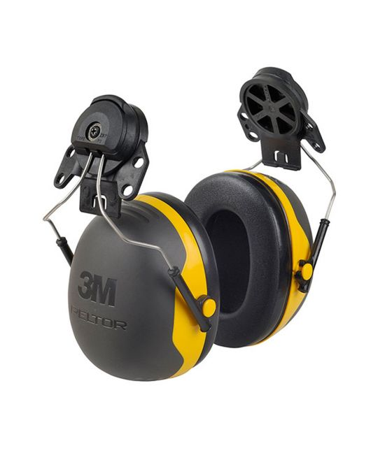Peltor X2P3 Helmet Mounted Ear Defender