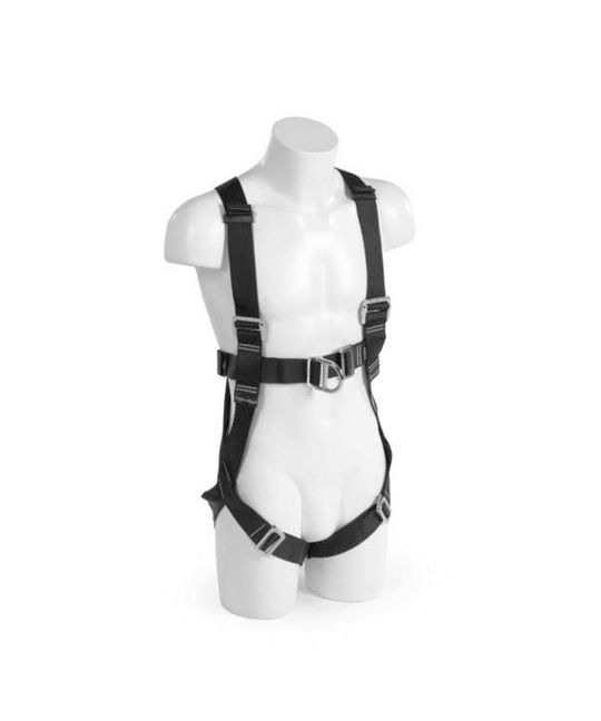 QHSE Approved 2 - Point Safety Harness Up To 100 kg (15.5 Stone)