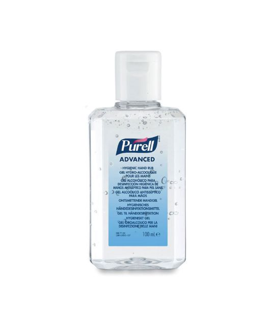 Hand Sanitiser Pump 100ml