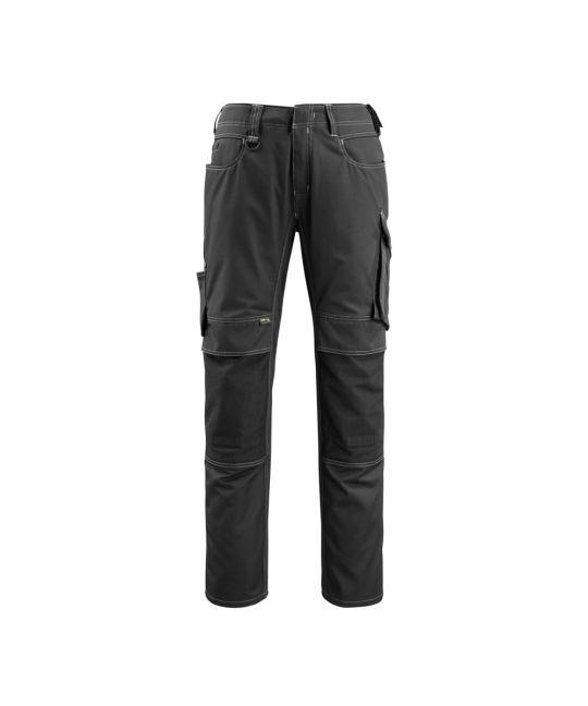 Mannheim Cargo Trouser Black