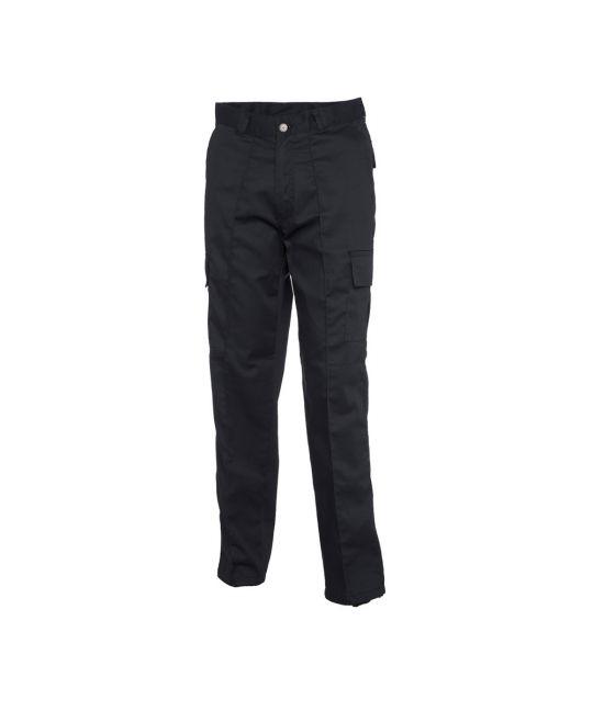 Standard Issue Cargo Trouser Black