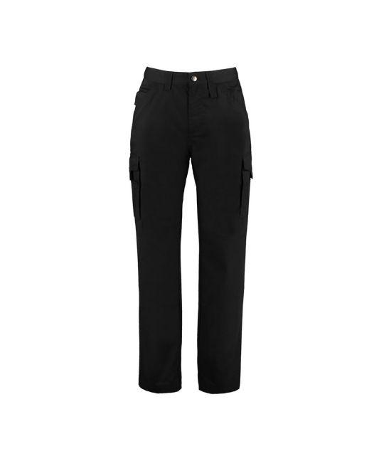 Kustom Kit Workwear Trouser Black