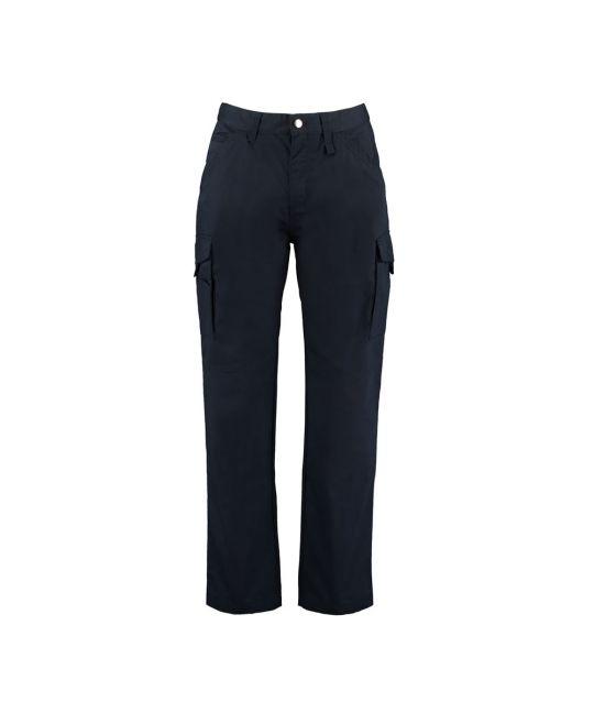 Kustom Kit Workwear Trouser Navy