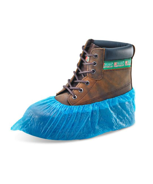PVC Overshoes (Pack of 100/50 Pairs)