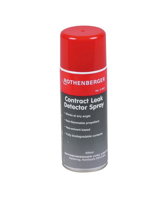 Rotest Contract Leak Detector Spray (400ml)