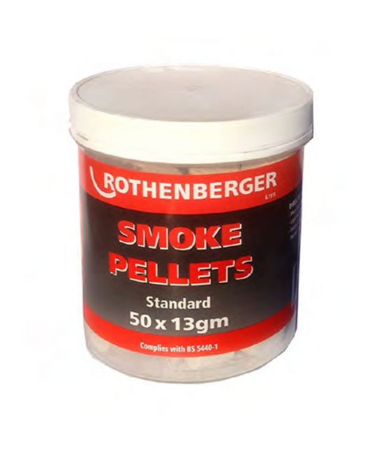 Standard Smoke Pellets(13g/Tub 50)