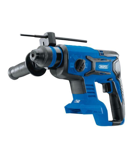 Draper D20 Brushless SDS+ Rotary Hammer Drill Bare Unit