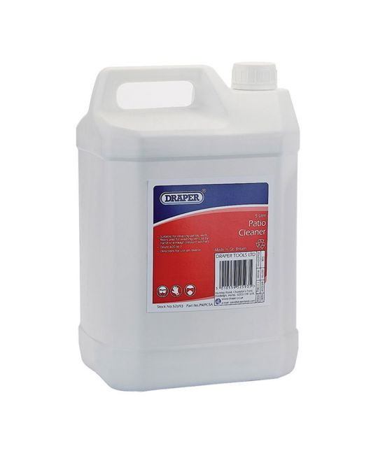 Draper Patio Cleaner Fluid (5l)
