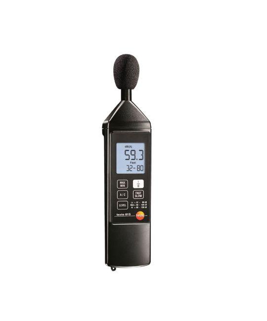 Testo 815 Class 2 Sound Level Meter
