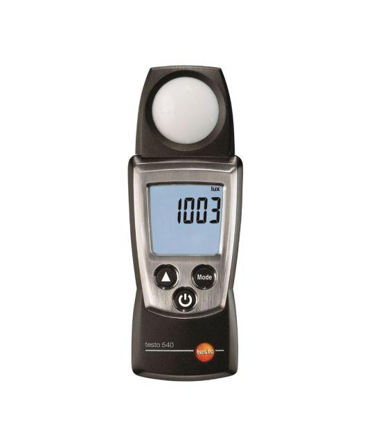 Testo 540 Pocket Pro Lux Meter