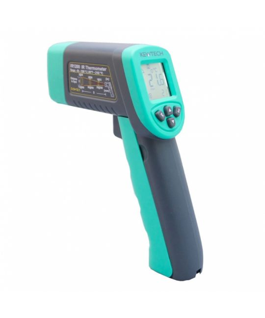Kewtech IR1200 Infrared Thermometer With K Type Connection