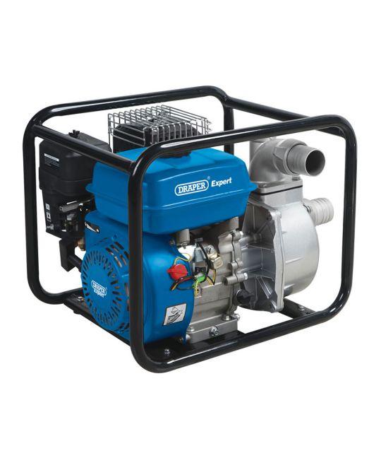 Draper Expert 500l/min Petrol Water Pump (4.8hp)