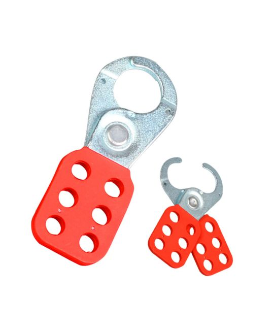 PA Coated Steel Hasp (25mm)