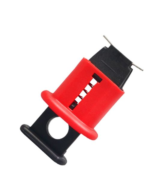 Miniature Circuit Breaker Lockout (Pin Out Standard)