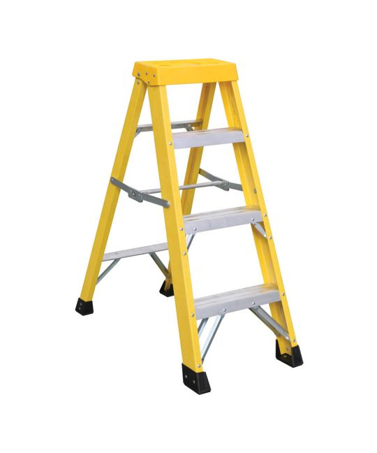 Draper Expert Fibreglass Step Ladder