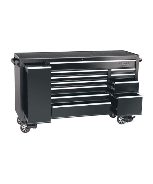 "72"" Roller Tool Cabinet (11 Drawer)"
