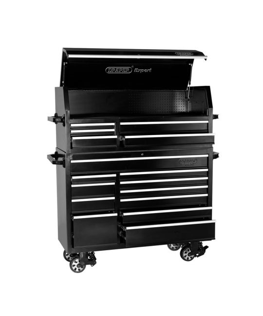 "56"" Roller Tool Cabinet And Tool Chest (16 Drawer)"