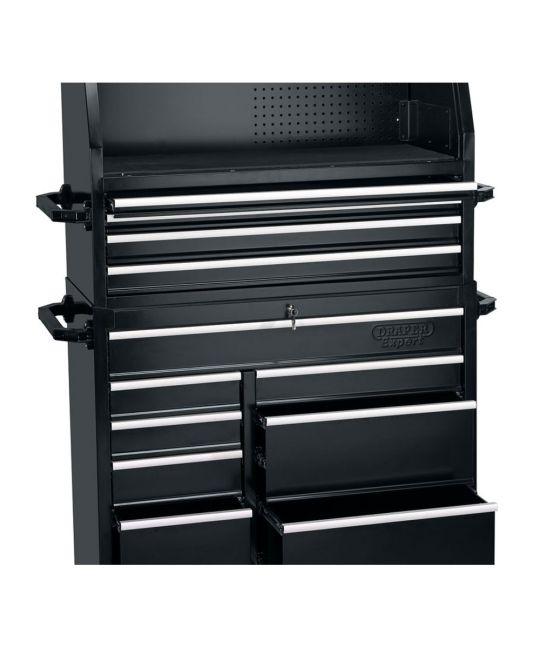 "42"" Combined Roller Cabinet And Tool Chest (12 Drawer)"