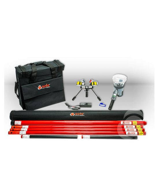 Testifire 9001-001 Smoke/Heat Kit 9m - Two Baton