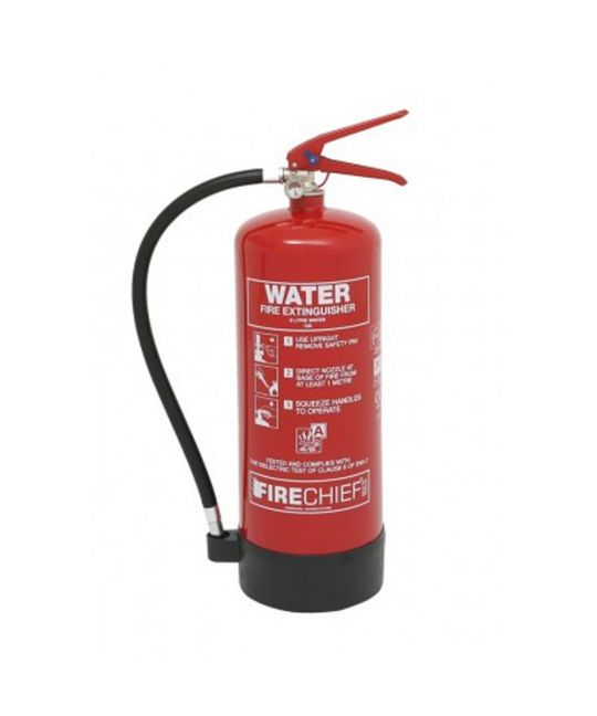 Fire Extinguisher 6l Water