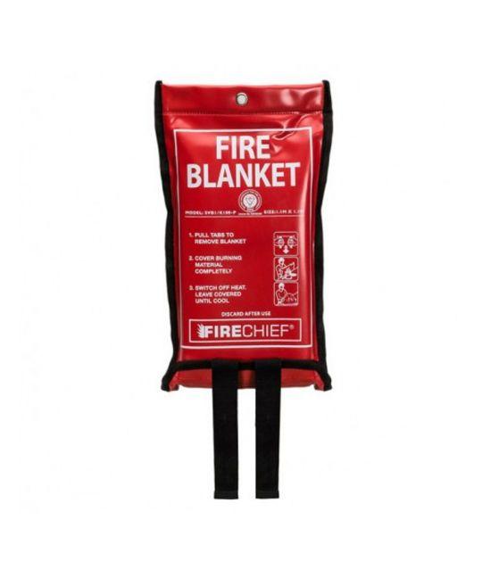 Savex Fire Blanket 1x1m