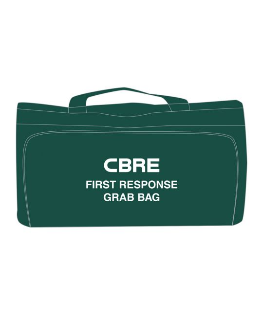 CBRE First Response Grab Bag - Holdall Bag