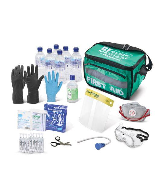 Unknown Liquid Splash Response Kit