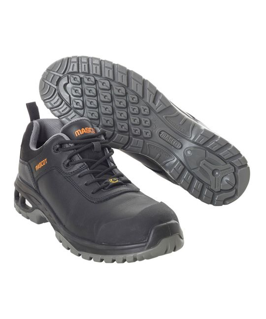 Energy Footwear Safety Shoe Black S3