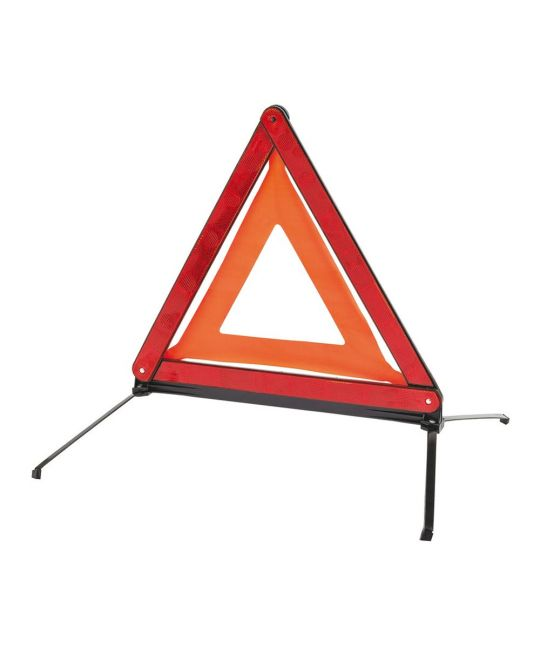 Draper Red Vehicle Warning Triangle