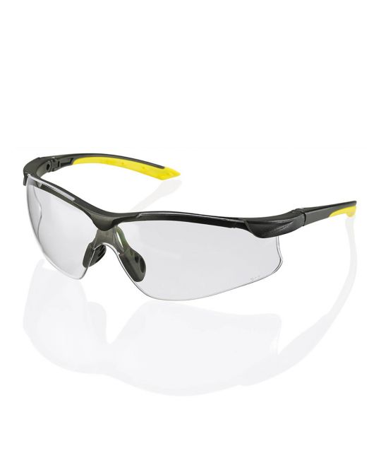 Clear Lens Safety Spectacles