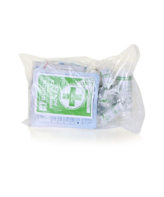 Click Medical Small BS8599 First Aid Kit Reill