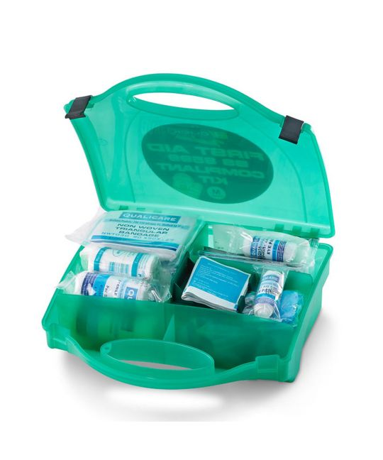 Click Medical Medium BS8599 First Aid Kit