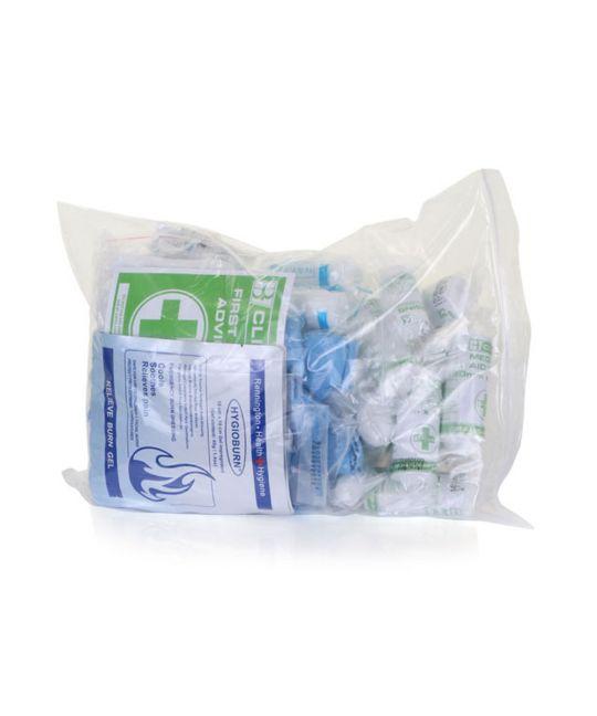 Click Medical Medium BS8599 First Aid Kit Refill