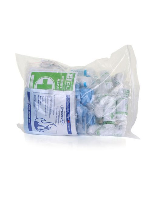 Click Medical Large BS8599 First Aid Kit Refill