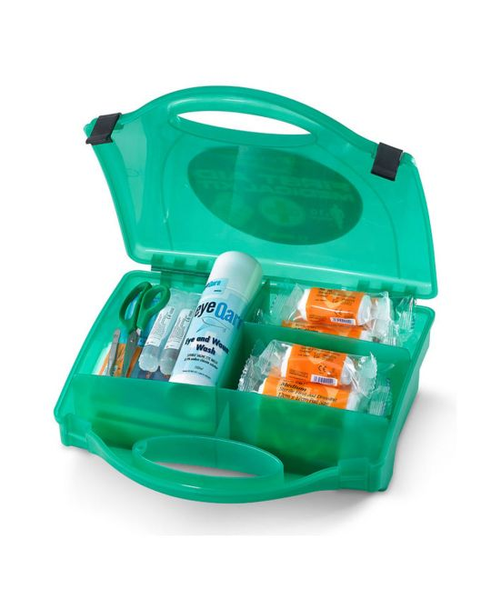 Click Medical 10 Person Traders First Aid Kit