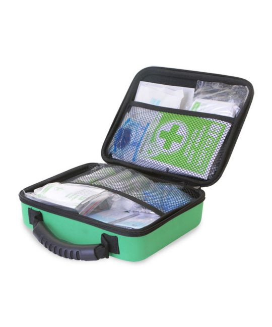 Click Medical BS8599-1 Small First Aid Kit in Small Feva Bag
