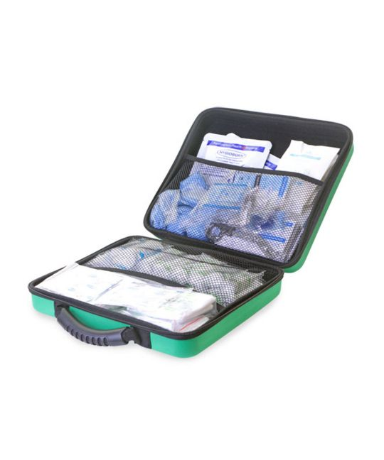 Click Medical BS8599-2 Large First Aid Kit in Large Feva Bag