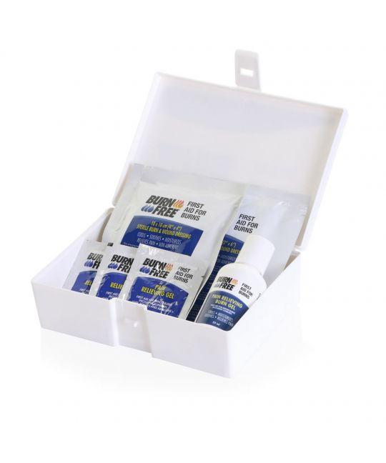Click Medical Personal Burn Kit