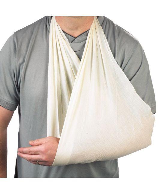 Click Medical Calico Triangular Bandage (Box of 10)