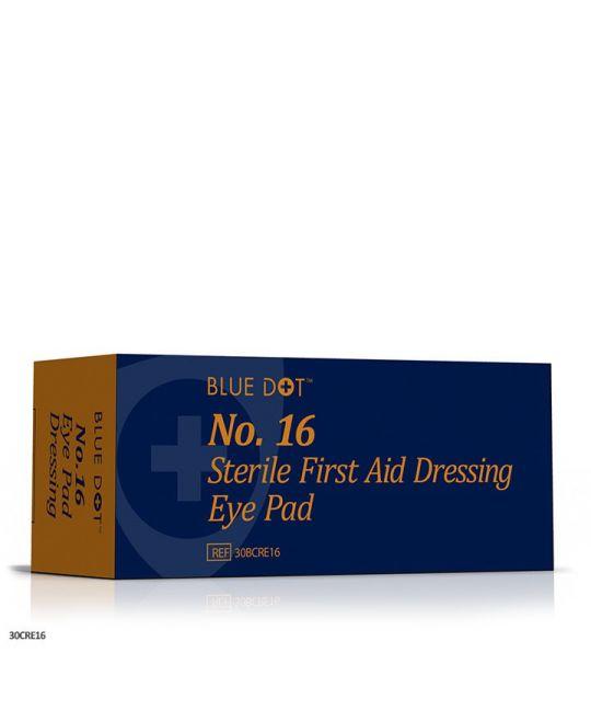 Click Medical Eyepad No 16