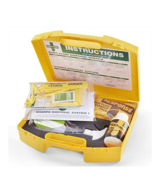Click Medical Biohazard Combination Kit