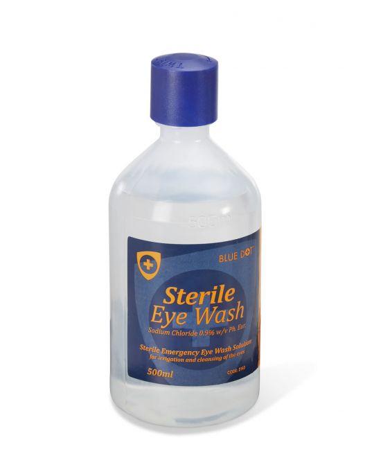 1st Aid 500ml Eyewash Solution