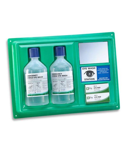 Click Medical Eyewash Station with 2x 500ml