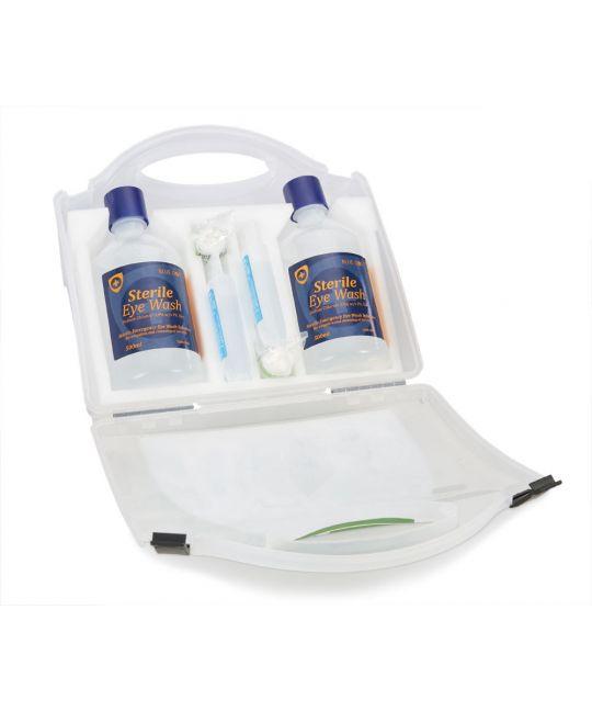 Click Medical Eyewash First Aid Kit