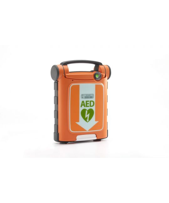 G5 AED Automatic Defibrillator & CPR Device & Carry Sleeve & Ready Kit