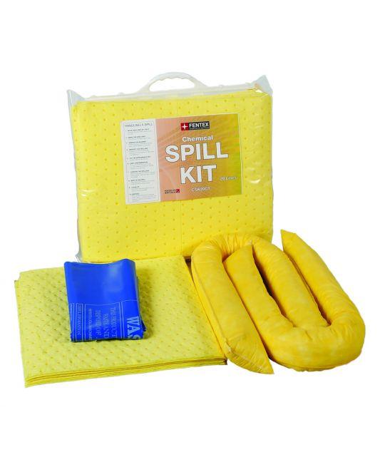 Chemical Spill Grab Bag 20l