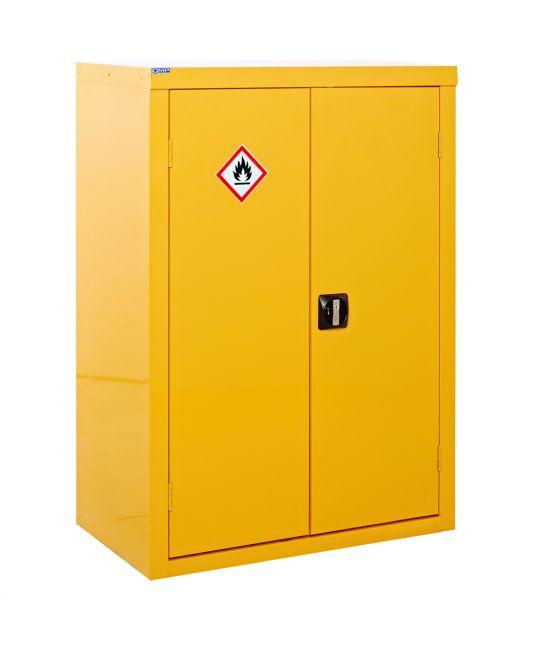 Hazardous Yellow Cupboard (1200 x 900 x 460mm)